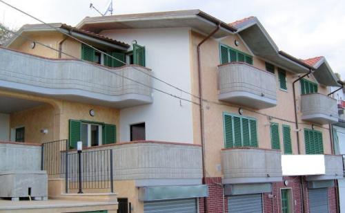 Apartamento independiente en Civitella del Tronto