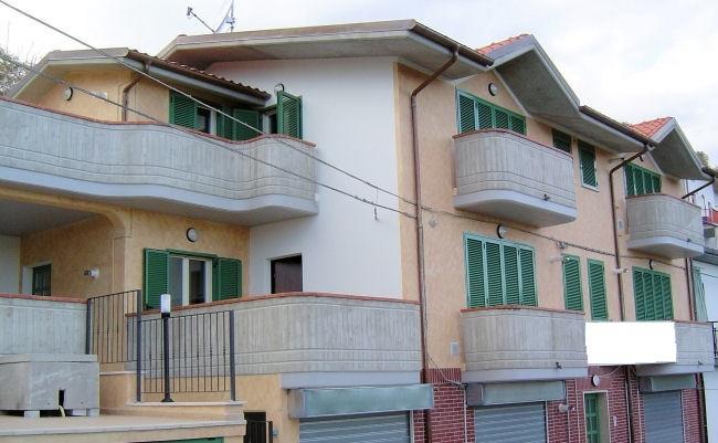 Eigenständiges Appartement in Civitella del Tronto