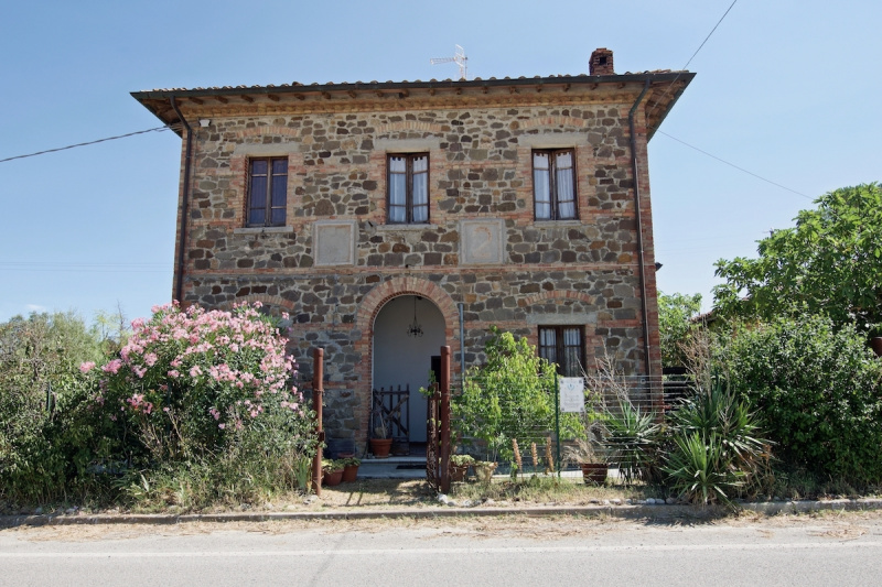 Landhaus in Pienza
