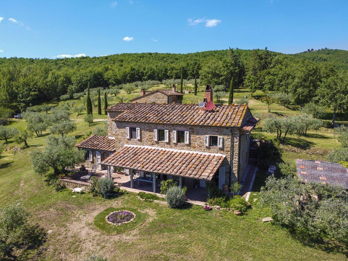 Landhaus in Laterina Pergine Valdarno