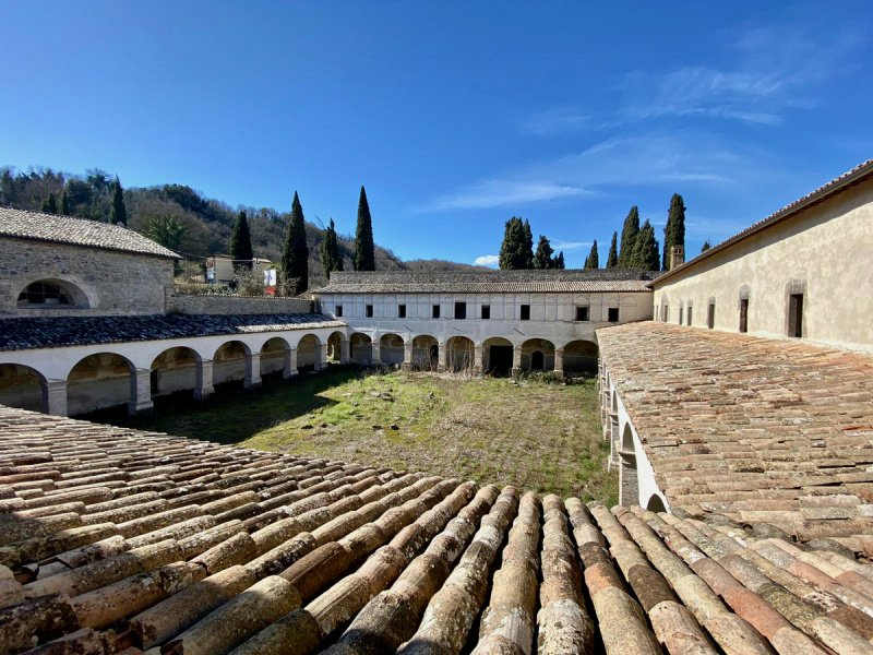 Kloster in Orvieto