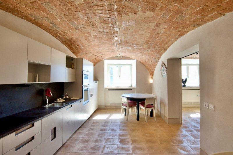 Lägenhet i Sarteano