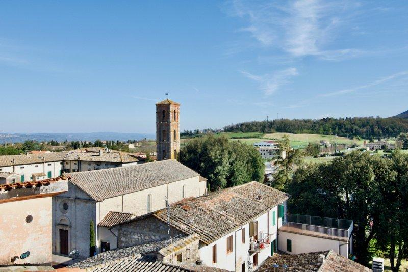 Wohnung in Sarteano