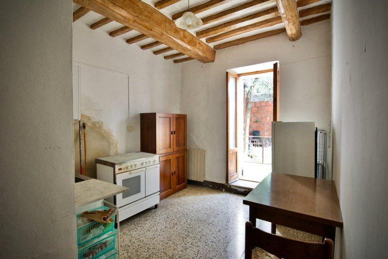 Historisches Appartement in Sarteano