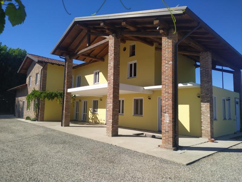 Bauernhaus in Robbio