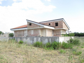 Hus på landet i Turi