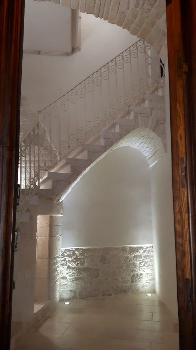 Historisches Haus in Martina Franca