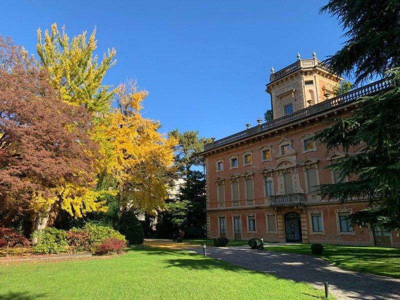 Historisches Appartement in Bergamo