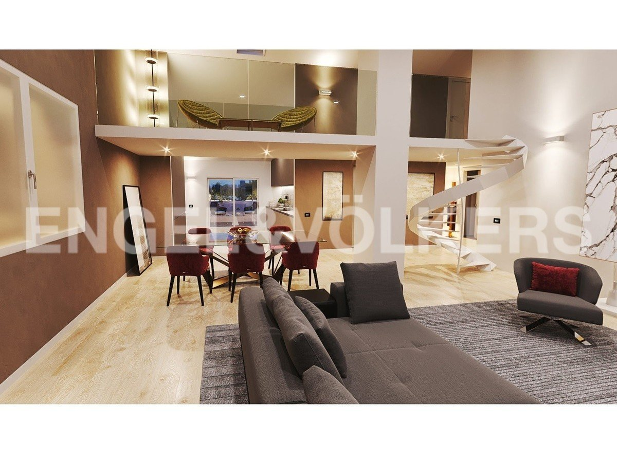 Penthouse in Triest