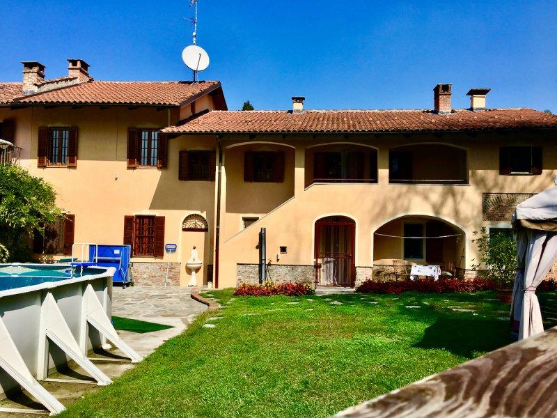 Einfamilienhaus in Casalborgone