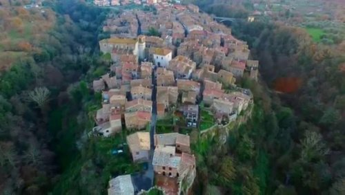 Building plot in Barbarano Romano