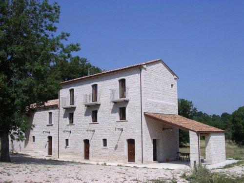 Bauernhaus in Sepino