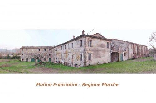 Mühle in Castelplanio