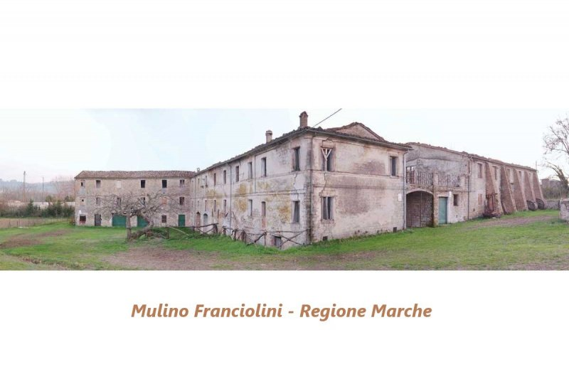 Molino en Castelplanio