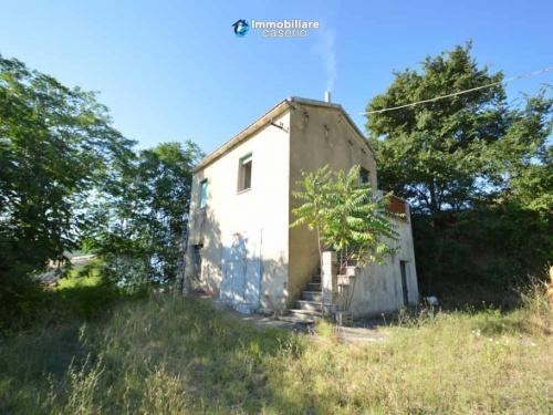 Casa de campo en Mafalda