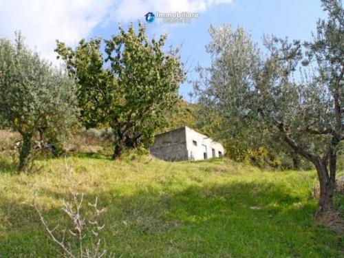 Hus på landet i Dogliola