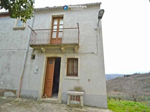 Hus i Castelbottaccio