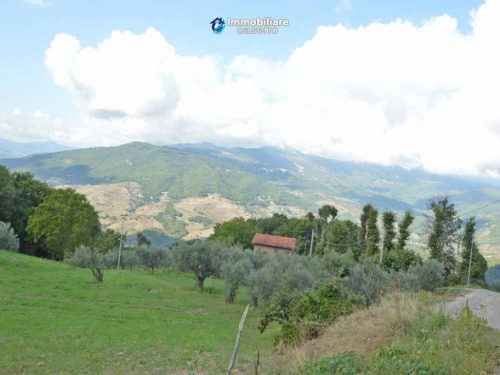 Landhaus in Roccavivara