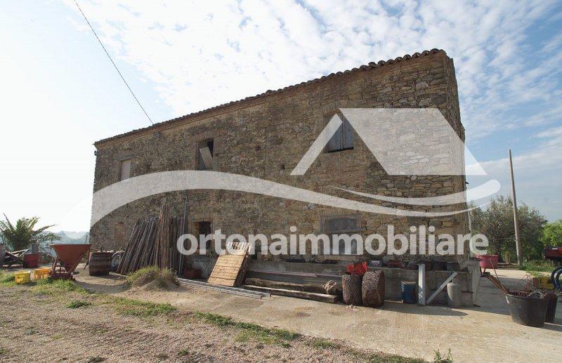 Bauernhaus in Rocca San Giovanni