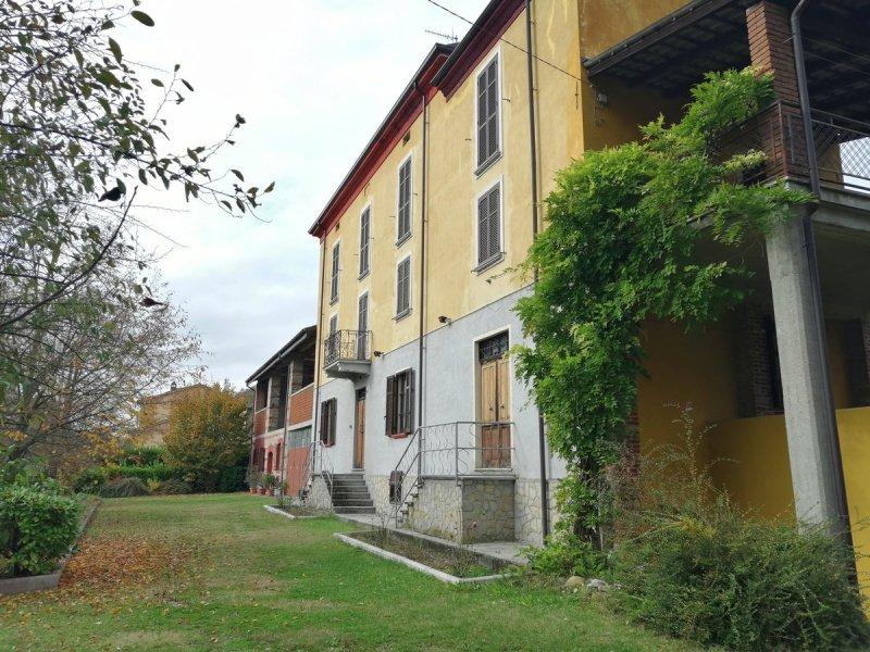 Casa de campo en Momperone
