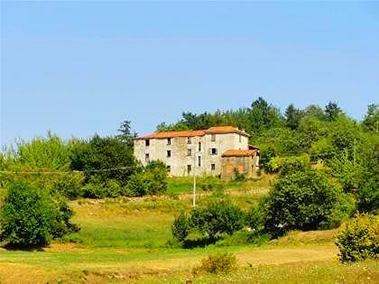 Bauernhaus in Saliceto
