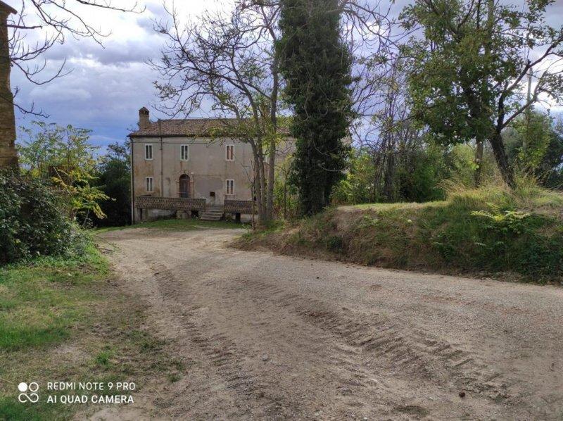 Cabaña en Castignano