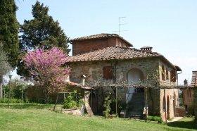 Casa de campo en Lucignano