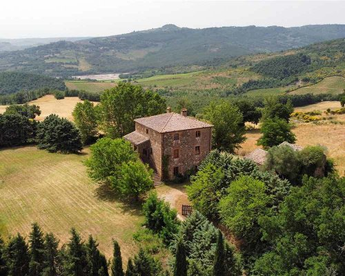 Farmhouse in Allerona