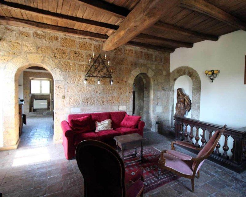 Историческое здание в Баньореджо