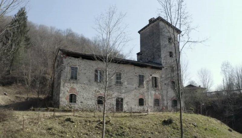 Schloss in Borgosesia