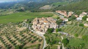 Casa histórica en Castelnuovo Berardenga