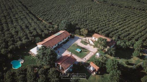 Bauernhaus in Ronciglione