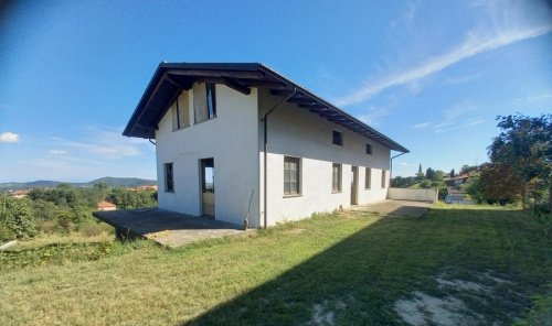 Villa i Ponzano Monferrato